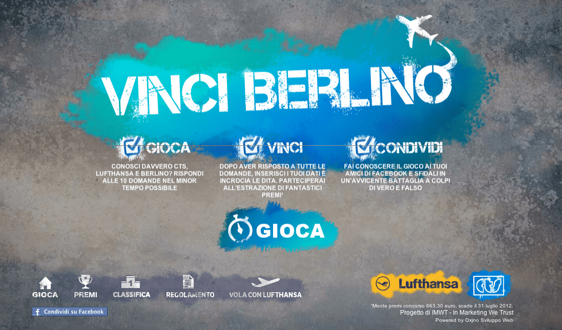 Vinci Berlino 1