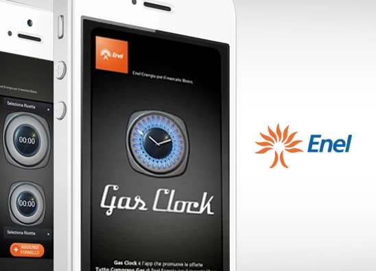 Enel GasClock