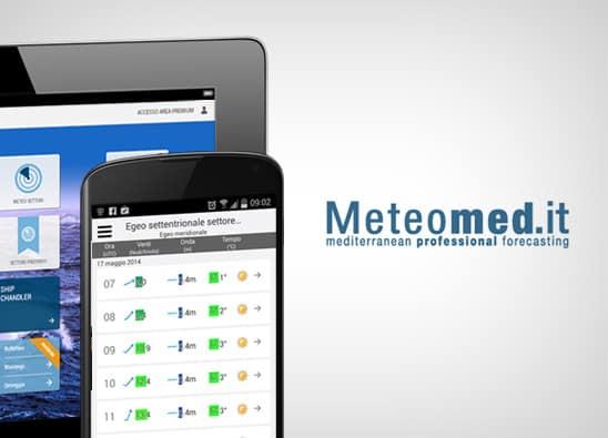 (Italiano) Meteomed App