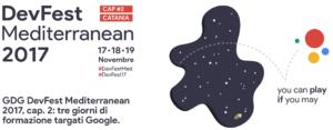 GDG DevFest Mediterranean 2017, cap. 2
