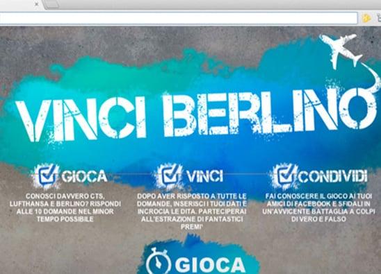 Vinci Berlino