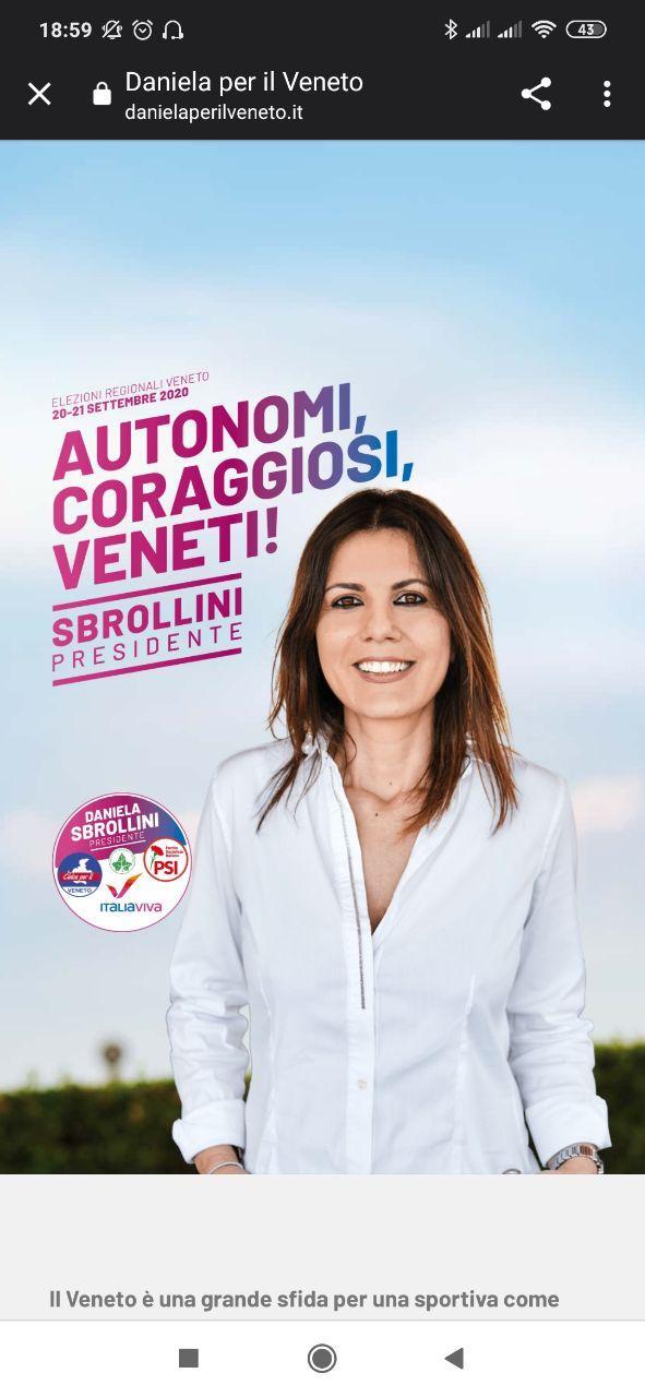 Daniela per il Veneto 11