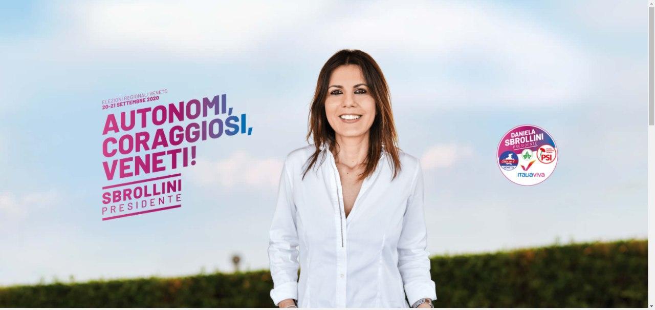 Daniela per il Veneto 10