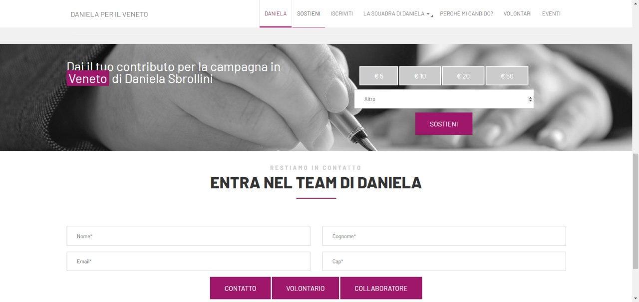 Daniela per il Veneto 4